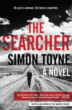 The Searcher Paperback  by Simon Toyne
