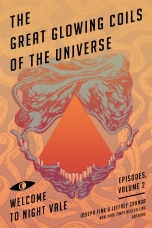 The Great Glowing Coils of the Universe Paperback  by Joseph Fink