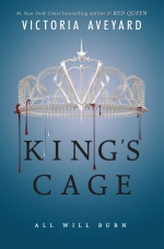 King's Cage Hardcover  by Victoria Aveyard