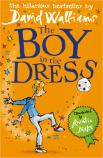 The Boy in the Dress Paperback  by David Walliams