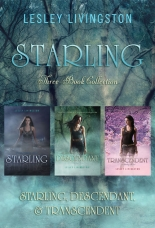 Starling Three-Book Collection eBook  by Lesley Livingston