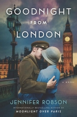 Goodnight from London Paperback LTE by Jennifer Robson