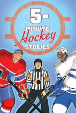 5-Minute Hockey Stories Hardcover  by Meg Braithwaite