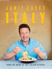 Jamie Cooks Italy Hardcover  by Jamie Oliver