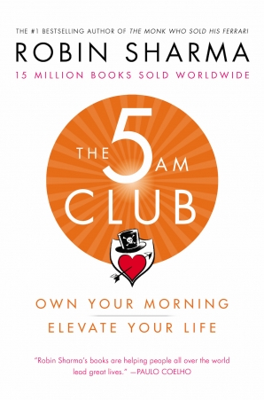 The 5 AM Club - Robin Sharma - eBook