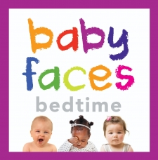 Baby Faces Bedtime Board book  by HarperCollins Publishers Canada
